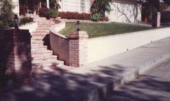 Stucco Entryway