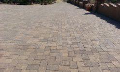 Concrete Pavers Driveway 3
