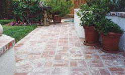 Stucco Patio Walls